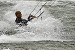 Kitesurfer - Anglesey (29556941174).jpg