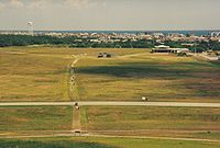Kitty Hawk Airfield in June 1998