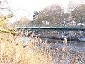 Kleinmachnow - Friedensbruecke (Peace Bridge) - geo.hlipp.de - 32112.jpg