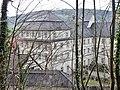 Kloster Schöntal, 1716 Grundsteinlegung unter Abt Benedikt Knittel - panoramio (1).jpg