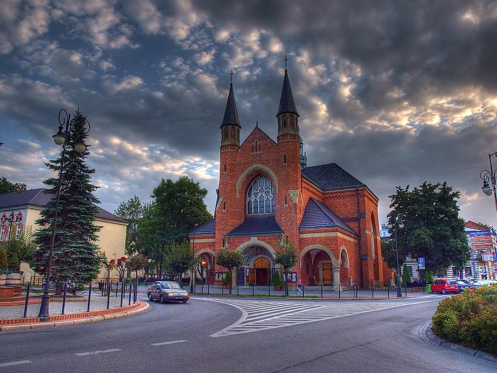 Kościół p.w. św. Kazimierza w Nowym Sączu