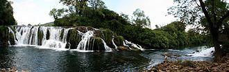 Trebižat (river) - Koćuša Falls on the Trebižat River - yet another karst jewel of Bosnia and Herzegovina.