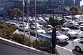 Korea-Busan Station, taxi queue-07.JPG