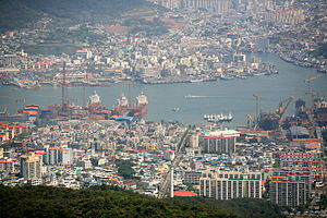 South Gyeongsang Province - Tongyeong