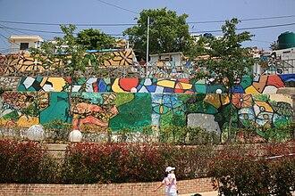 Tongyeong - Image: Korea Tongyeong Dongpirang Village 08