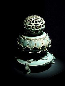 Korea - Seoul - National Museum - Incense Burner 0252-06a.jpg