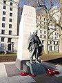 Korean War Memorial, London 2014-12-19 - 20.jpg