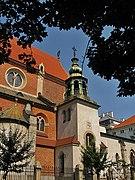 Kraków - kościół klasztorny jezuitów p.w. Najświętszego Serca Pana Jezusa....jpg