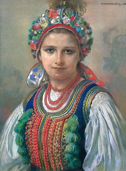 File:Krakowska panna młoda - Stachiewicz.jpg