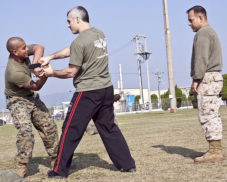 Ficheiro:Krav Maga Marines.jpg