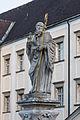 Kremsmünster Stift Brückenfigur Benedikt.jpg