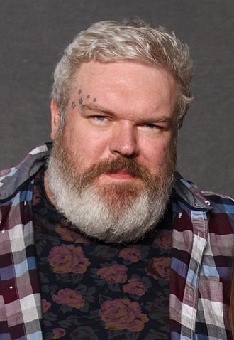 The Door (Game of Thrones) - Kristian Nairn has portrayed Hodor since the beginning of the series.