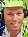 Kristjan Koren - Critérium du Dauphiné 2012 - Prologue (cropped).jpg