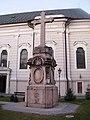 Krst ispred Saborne crkve u Novom Sadu.JPG