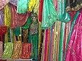 Kurdish Women's Fashions in Bazaar - Sanandaj - Western Iran (7421948770).jpg
