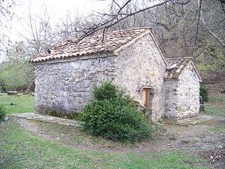 Kistauri Kvelacminda cerkvė