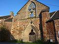 L'abbaye Saint-Jacques de Montfort-sur-Meu (Ille-et-Vilaine) - Novembre 2015 - 01.jpg