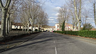 Lévignac Commune in Occitanie, France