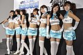 LEVEL-5 promotional models at Tokyo Game Show 20090926 1.jpg