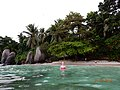 LE RELAX HOTEL AND RESTAURANT BEACH IN MAHE, 2015 - panoramio.jpg