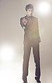 LG 옵티머스 Q2 광고 사진 - JYJ(2).jpg