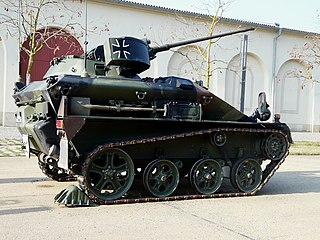 Wiesel AWC armored personnel carrier