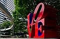 LOVE sculpture in Shinjuku. (41548094124).jpg