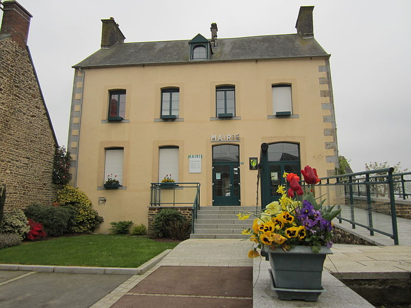 Mairie de fr:La Croix-Avranchin