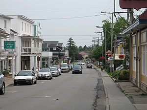 La Pocatière - Image: La Pocatière, Québec