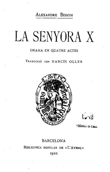 File:La senyora X (1910).djvu