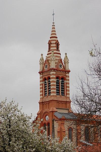 Eglise de Labège (Haute-Garonne)