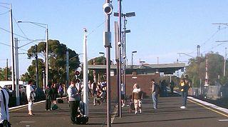 Lalor railway station railway station in Lalor, Melbourne, Victoria, Australia