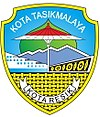 Official seal of Tasikmalaya Municipality