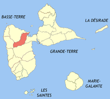 Lamentin (Guadeloupe) — Wikipédia