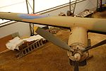 Lancaster FM136 right outer engine at Aero Space Museum of Calgary Flickr 6201752343.jpg