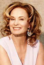 Photo of Jessica Lange in 2008.