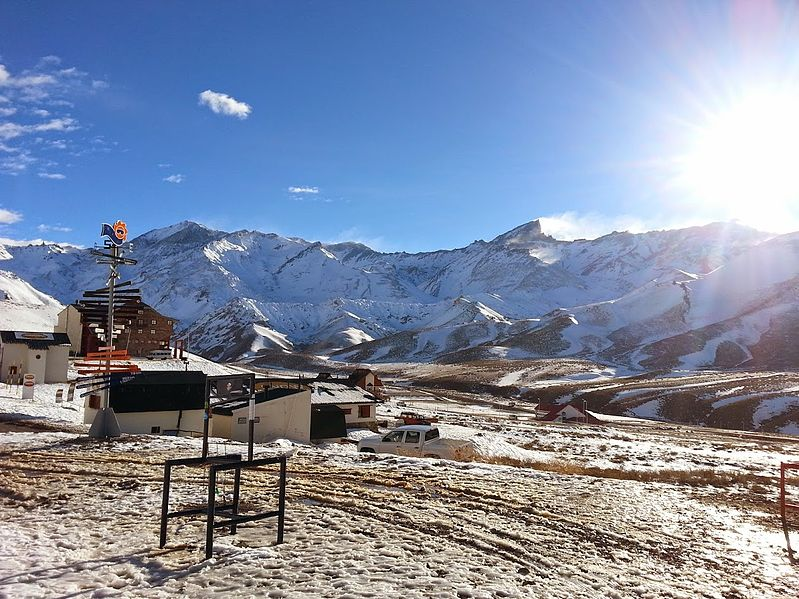 Esquiar na Argentina