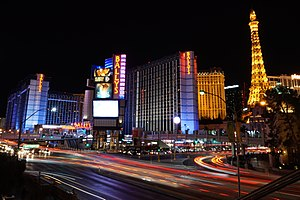Immagine Las Vegas strip at night, Nevada.jpg.