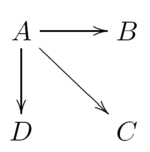 Latex example xypics arrows 2.png