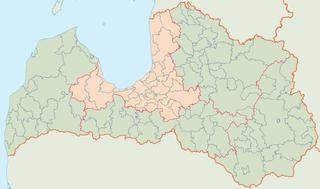 Riga Planning Region Planning Region in Latvia