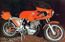 Ducati Starter Bike