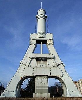 Le Creusot - Le Marteau-pilon