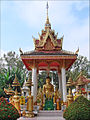 Le Vat Sisaket, partie moderne(Vientiane) (4348286735).jpg