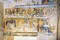 Le chateau de Beynac, les peintures murales de l'oratoire, commune de Beynac-et-Cazenac, Dordogne, France.jpg