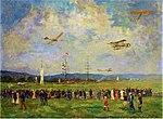 Le meeting aérien par Georges Diéterle (A).jpg