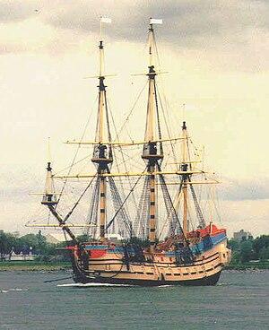 French ship Pélican (1693) Wikipedia