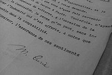 Marie Curie Wikipedia La Enciclopedia Libre