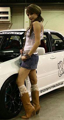 japanese model dizon Leah