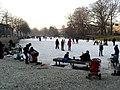 Leiden Zoeterwoudsesingel skating2009.jpg