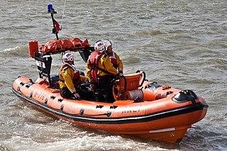 <i>Atlantic 75</i>-class lifeboat
